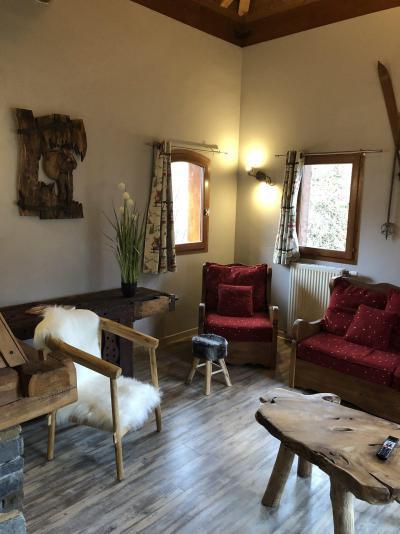 Аренда на лыжном курорте Шале дуплекс 5 комнат 10 чел. - Chalet Colenfrey - Valloire - Салон