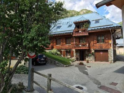 Location au ski Chalet Cotamore - Valloire
