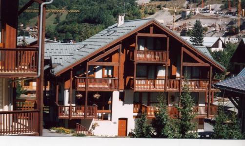 Location au ski Chalet De Tigny Ancolie - Valloire