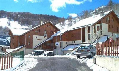 Location au ski Chalet De Tigny Clematite - Valloire