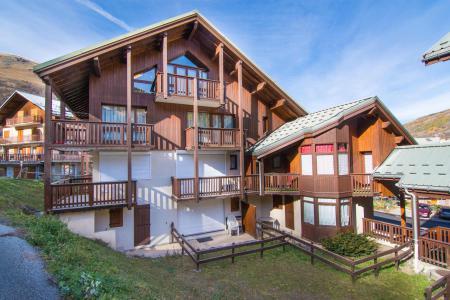Аренда на лыжном курорте Chalet de Tigny Clématite - Valloire