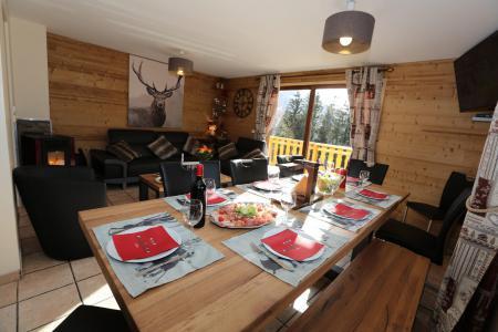 Ski en famille Chalet Epinette