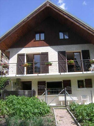 Location au ski Chalet Falcoz - Valloire