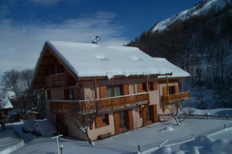 Location au ski Chalet L'ancolie - Valloire