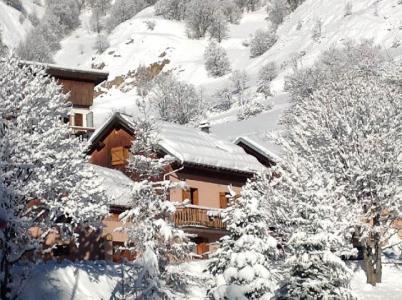 Location au ski Chalet L'andorse - Valloire