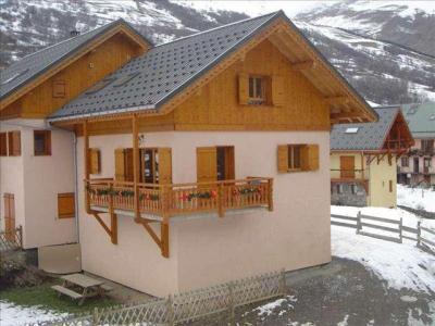 Location au ski Chalet L'eau Rouge - Valloire