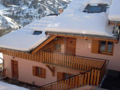 Location au ski Chalet La Mouliniere - Valloire