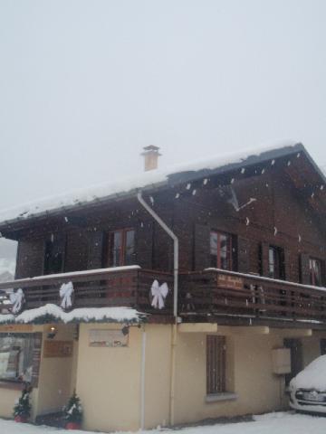 Location au ski Chalet La Neuvachette - Valloire