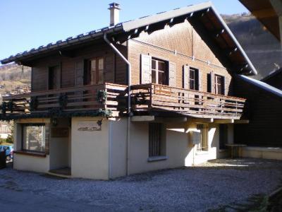 Location au ski Chalet La Neuvachette - Valloire - Extérieur hiver
