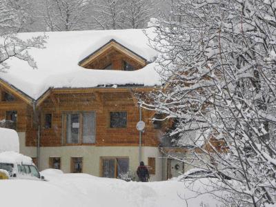 Rental Valloire : Chalet la Poya winter