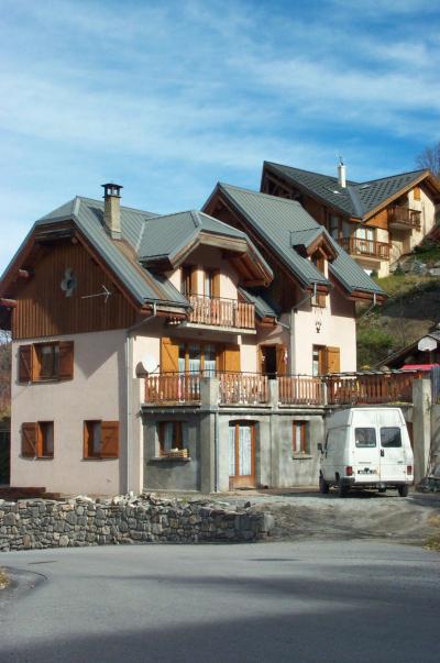 Location au ski Chalet Le Bayard - Valloire