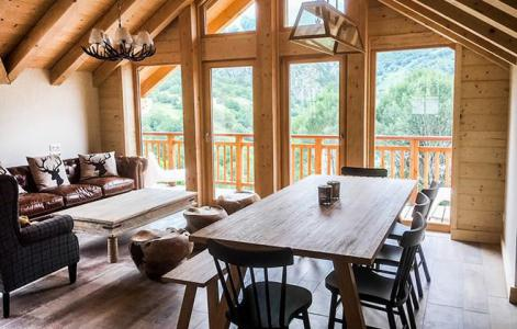 Location Chalet Le Chabichaz