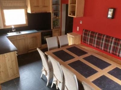 Location au ski Appartement 6 pièces 12 personnes - Chalet Le Clot Benjamin - Valloire