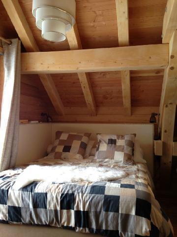 Location au ski Appartement 5 pièces 8 personnes (7) - Chalet Le Clot Benjamin - Valloire - Chambre mansardée
