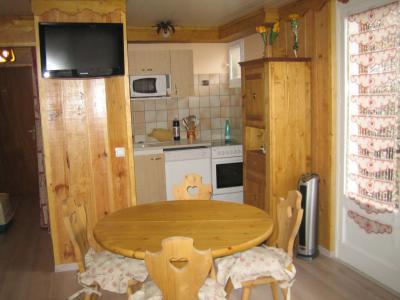 Location au ski Appartement 2 pièces alcôve 6 personnes - Chalet Le Dorvet Bat A - Valloire