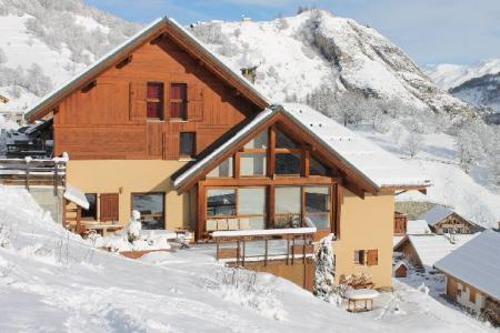 Location au ski Chalet Le Gros Grenier - Valloire