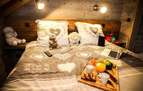Rent in ski resort Chalet le Mas des Neiges - Valloire - Apartment