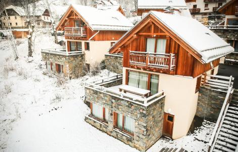 Location Valloire : Chalet Le Mas Des Neiges hiver
