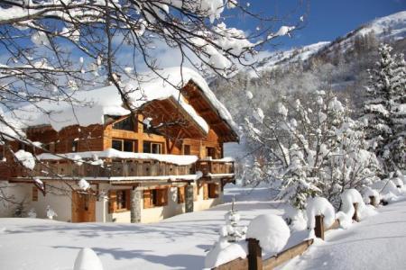 Location au ski Chalet Le Neve - Valloire