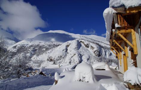 Location Valloire : Chalet Le Peak hiver
