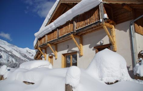 Location à Valloire, Chalet le Peak