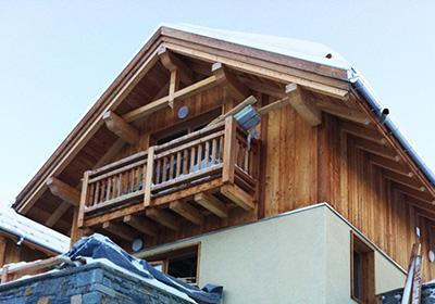 Location à Valloire, CHALET LE PURE ALTITUDE