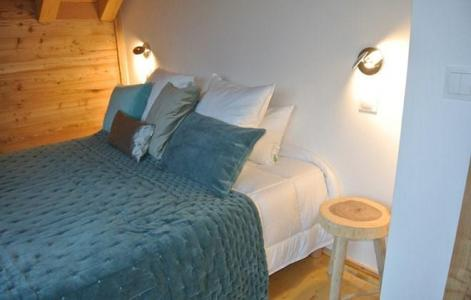 Rent in ski resort Chalet le Pure Altitude - Valloire - Double bed