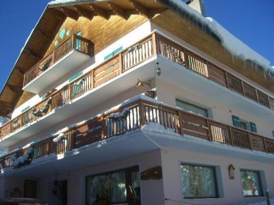 Location au ski Chalet Le Rio - Valloire