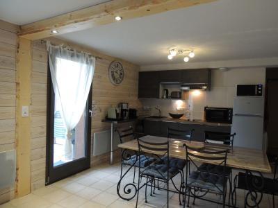 Rent in ski resort 2 room apartment 6 people (SUITE3) - Chalet le Rocher - Valloire