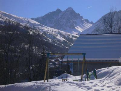 Аренда на лыжном курорте Апартаменты 5 комнат 8 чел. (2E) - Chalet les Aiguilles - Valloire