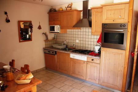 Location au ski Appartement 3 pièces cabine 6 personnes - Chalet Les Ancolies - Valloire