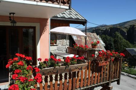 Location au ski Appartement 4 pièces 6 personnes - Chalet Les Ancolies - Valloire