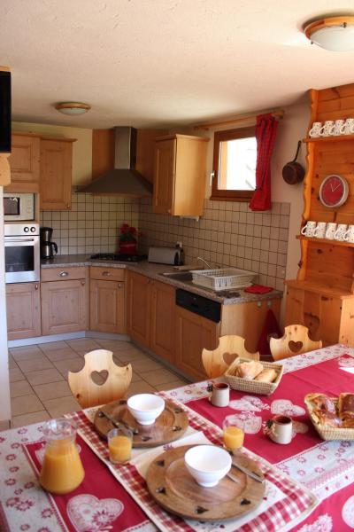 Location au ski Studio cabine 4 personnes - Chalet Les Ancolies - Valloire - Extérieur hiver
