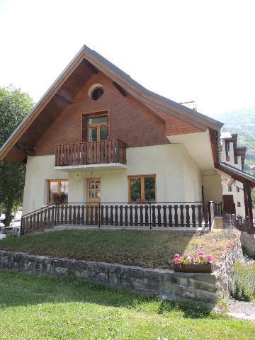 Location au ski Chalet Les Ecrins - Valloire