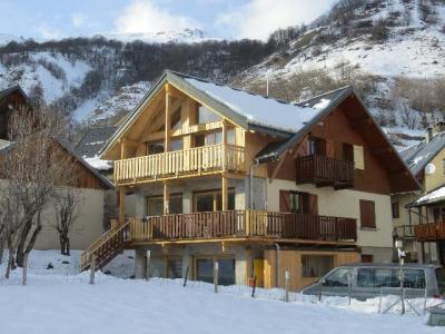 Location au ski Chalet Olvera - Valloire