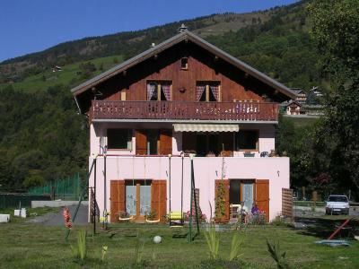 Location au ski Chalet St Rozaire - Valloire