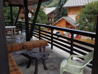 Location au ski Appartement duplex 5 pièces cabine 12 personnes - Chalet Timalet - Valloire