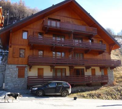 Rent in ski resort Chalets de la Vallée d'Or Ancolie - Valloire