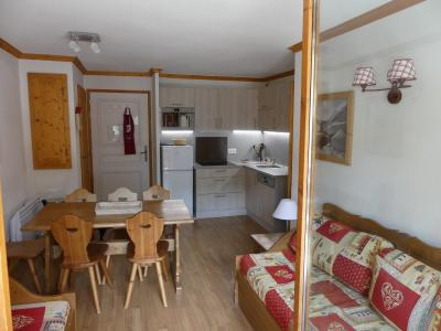 Rent in ski resort 3 room apartment 6 people (002) - Chalets de la Vallée d'Or Ancolie - Valloire