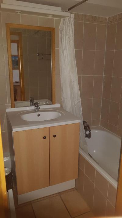 Rent in ski resort 2 room apartment 4 people (202) - Chalets de la Vallée d'Or Edelweiss - Valloire - Bath-tub