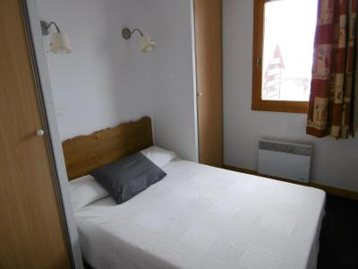 Rent in ski resort 2 room apartment 4 people (202) - Chalets de la Vallée d'Or Edelweiss - Valloire - Double bed
