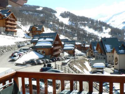 Rent in ski resort 2 room apartment 4 people (202) - Chalets de la Vallée d'Or Edelweiss - Valloire