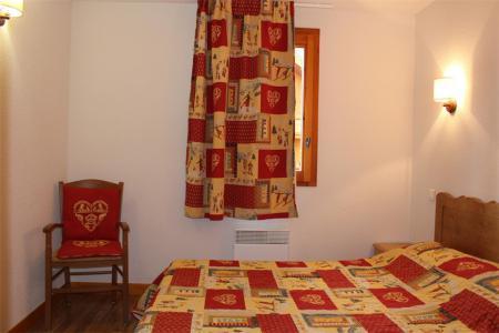 Rent in ski resort 2 room apartment 4 people (302) - Chalets de la Vallée d'Or Pensée - Valloire - Bedroom