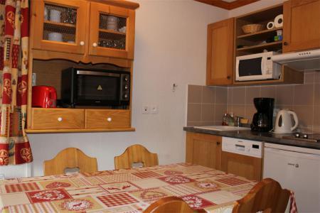 Rent in ski resort 2 room apartment 4 people (302) - Chalets de la Vallée d'Or Pensée - Valloire - Kitchen