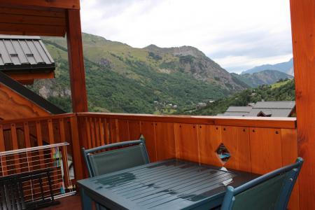 Rent in ski resort 2 room apartment 4 people (302) - Chalets de la Vallée d'Or Pensée - Valloire