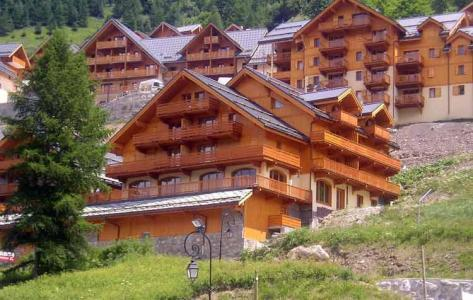 Location au ski Le Hameau De Vallee D'or - Valloire