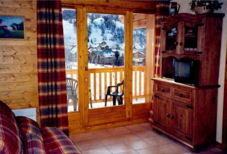 Location au ski Appartement 2 pièces 4 personnes (302) - Le Hameau De Vallee D'or - Valloire