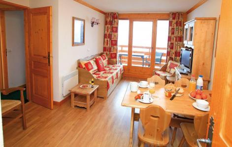 Аренда на лыжном курорте Le Hameau et les Chalets de la Vallée d'Or - Valloire - Салон