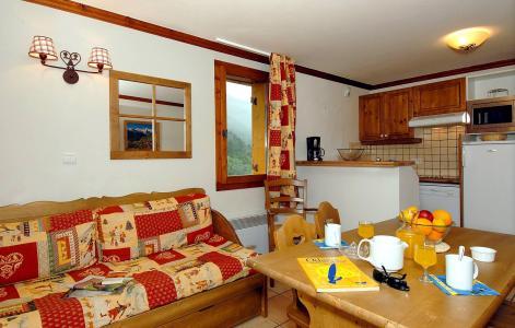 Location au ski Le Hameau et les Chalets de la Vallée d'Or - Valloire - Séjour