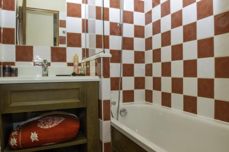 Rent in ski resort Les Chalets de Valoria - Valloire - Bathroom